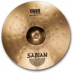 """Sabian 31403B B8 PRO ROCK Hihat de 14"""""""