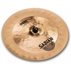 Sabian 31616B B8 PRO Chinese Platillo China de 16""