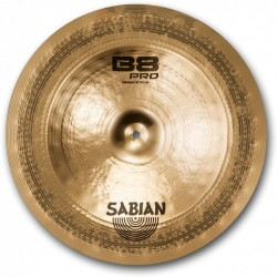 Sabian 31816B B8 PRO Chinese Platillo China de 18""
