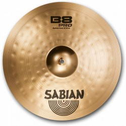 Sabian 31808B B8 PRO Medium Crash de 18