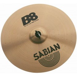 Sabian 41806 B8 Thin Crash de 18""