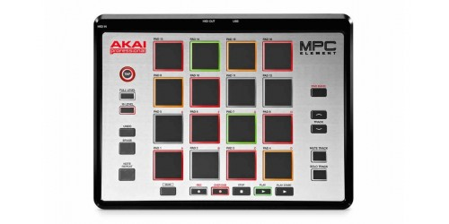 Akai MPC Element Controlador DJ