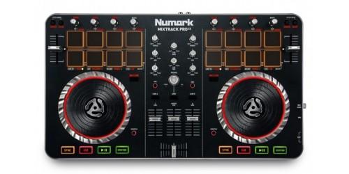 Numark Mixtrack Pro II Controlador DJ USB