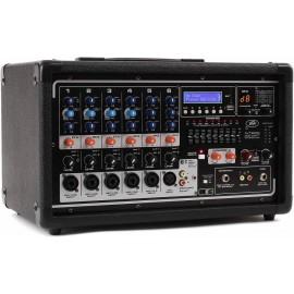 Peavey Pvi 6500 Power Mixer de 6 canales