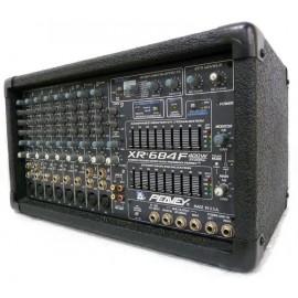 Peavey XR 684F Power Mixer de 8 canales