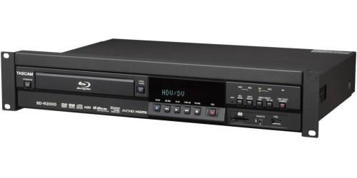 Tascam BD-R2000 Grabador de HD / Blu-Ray / DVD
