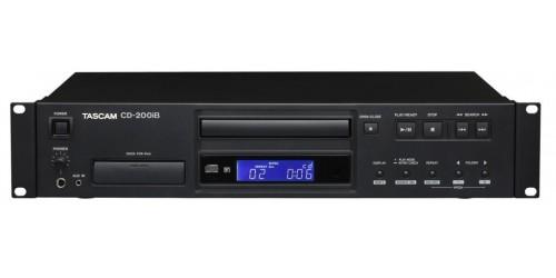 Tascam CD-200iB Reproductor de CD y iPod