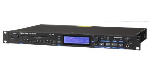 Tascam CD-500B Reproductor de CD