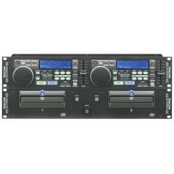 Tascam CD-X1500 Compactera doble de DJ