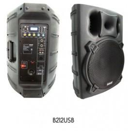 Lexsen B-212 ACTIVE Parlante Amplificado