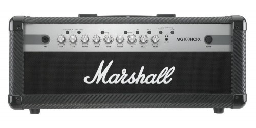 Marshall MG100HCFX Cabezal de guitarra 100 watts