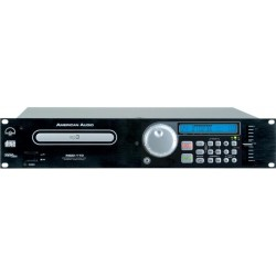 American Audio MCD-110 CD/Mp3 Player