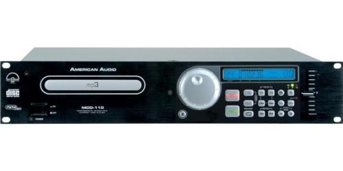 American Audio MCD-110 CD/Mp3 Player