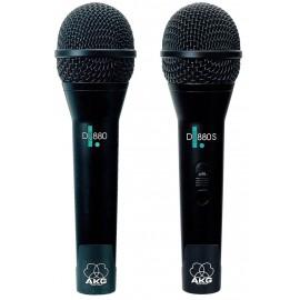 AKG D880 Micrófono dinámico