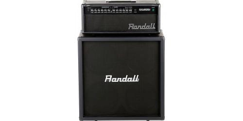 Randall RX120RHSE Amplificador + Cabinet de Guitarra