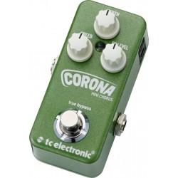 TC Electronic Corona Mini Chorus Pedal de Guitarra