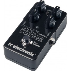 TC Electronic Dark Matter Distortion Pedal de Guitarra