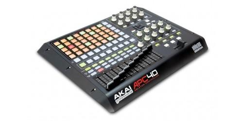 Akai APC40 Controlador para Ableton Live