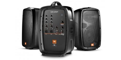 JBL EON-206P Sistema de Sonido Amplificado