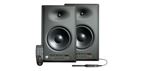 JBL LSR-4328PAK Monitor Activo con Corrector de Fase