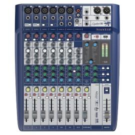 Soundcraft Signature 10 Mezcladora Analógica de 10 canales