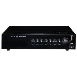 JCI Audio PA-120 Amplificador Mezclador 120 watts