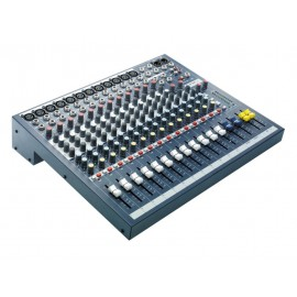 Soundcraft EPM12 Mezcladora Analógica de 12 Canales