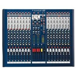 Soundcraft LX7ii 16 Mezcladora Analógica de 16 Canales