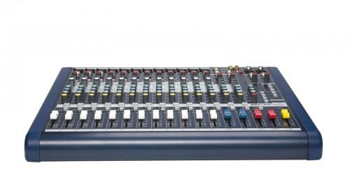 Soundcraft MPMi 12/2 Mezcladora Analógica de 12 Canales