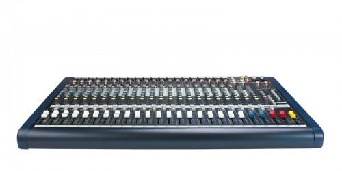 Soundcraft MPMi 20/2 Mezcladora Analógica de 20 Canales