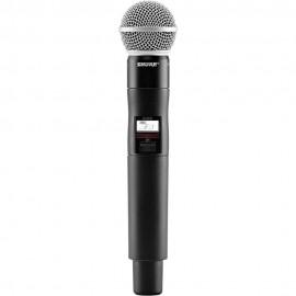 Shure QLXD2/SM58 Micrófono inalámbrico de mano