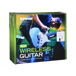 Shure BLX14 Sistema inalámbrico para guitarra y bajo