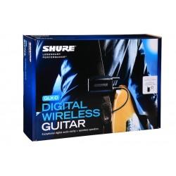 Shure GLXD14 Sistema inalámbrico para guitarra y bajo