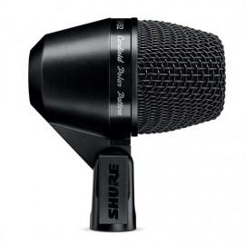 Shure PGA52-XLR Micrófono Dinámico para Bombo (Kick Drum)