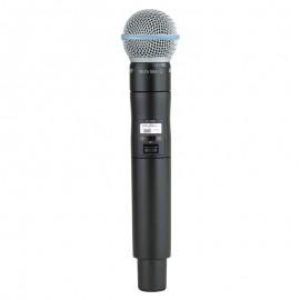Shure ULXD2/B58 Micrófono Inalámbrico vocal