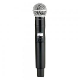 Shure ULXD2/SM58 Micrófono Inalámbrico Vocal