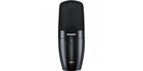 Shure SM27 Micrófono de Estudio