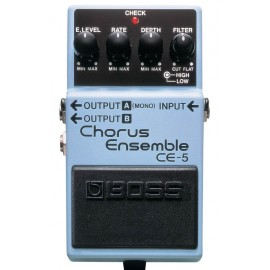 Boss CE-5 Chorus Ensemble Pedal de Chorus