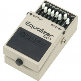 Boss GE-7 Ecualizer