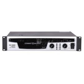 Crest Audio CC1800 Amplificador de Potencia