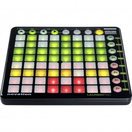 Novation LAUNCHPAD Ableton Controller