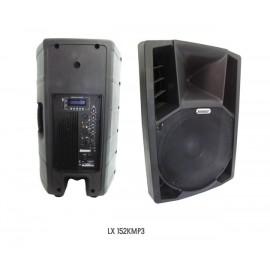 Lexsen LX 152KMP3 ACTIVA Parlante Amplificado