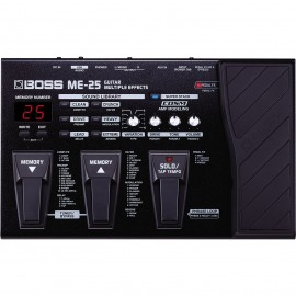 Boss ME-25 Pedalera Multiefecto