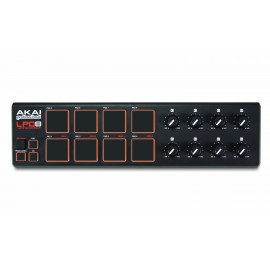 Akai LPD8 v2 Pad Controlador para Laptops
