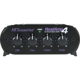 ART Head Amp 4 Amplificador de audífonos