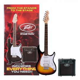 Peavey Raptor Stage Pack Sunburst