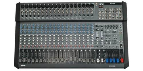 Proel M20USB Mezcladora de 20 canales
