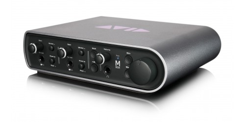 Avid Mbox Interfaz de audio 4x4