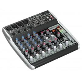 Behringer XENYX QX1202USB Mezcladora de Audio