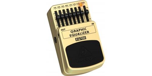 Behringer Graphic Ecualizer EQ700